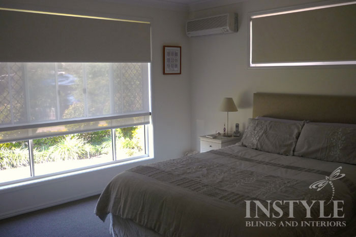 Instyle Blinds And Interiors Brisbane Roller Blinds