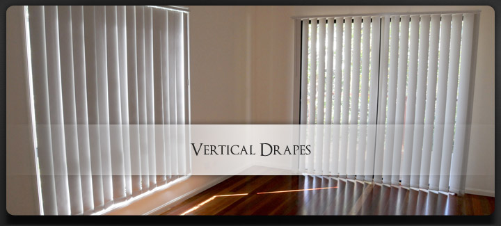 Instyle Blinds And Interiors Brisbane Vertical Drapes